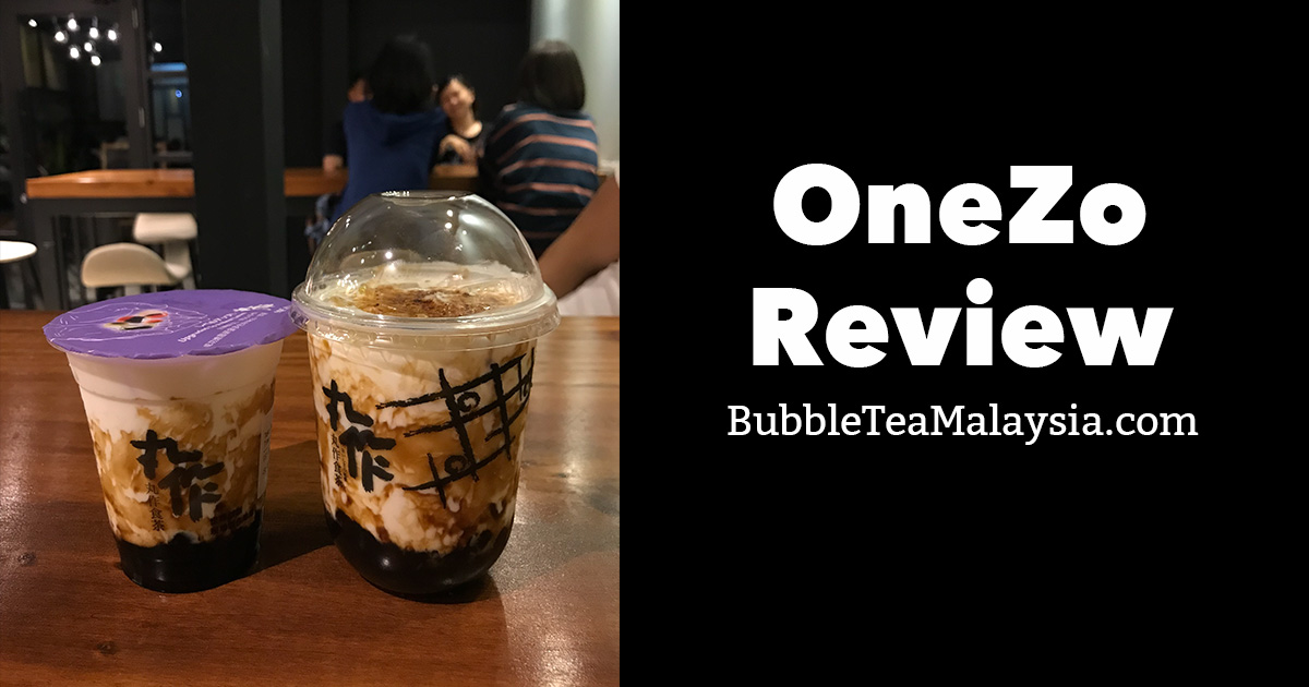OneZo Malaysia Review 2019: Menu, Prices, Information, Outlets