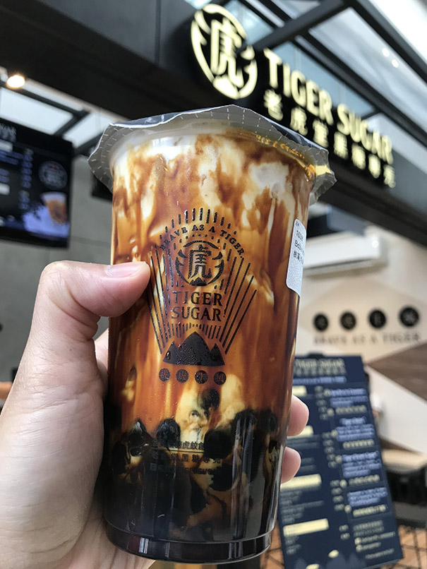Tiger Sugar Malaysia Review 2019: Menu, Prices, Information, Outlets