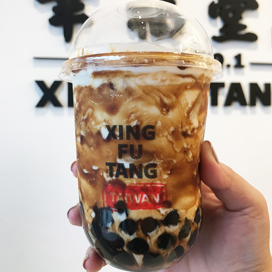Xing Fu Tang Brown Sugar Boba Milk